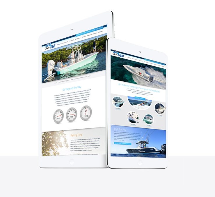 website design- derbytech